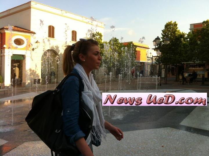 Foto alessia cammarota alla reggia outlet di marcianise for Alla maison di alessia