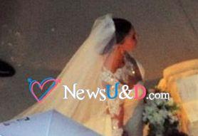 belen abito da sposa foto