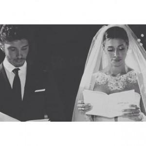 belen e stefano matrimonio