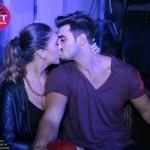 francesco e cecilia bacio
