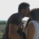 Emanuele bacio rubato