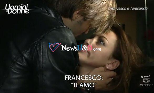 francesco ti amo