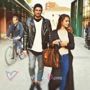 3d9d1a28065f Marco Fantini e Beatrice Valli sempre più felici ed innamorati