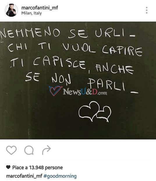 Beatrice Valli Risponde A Chi Laccusa Di Far Soffrire Marco Fantini