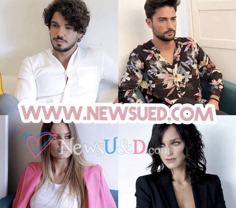 Anticipazioni Uomini e Donne Trono Classico registrato il 19-09-2020 : Camilla sceglie di corteggiare…